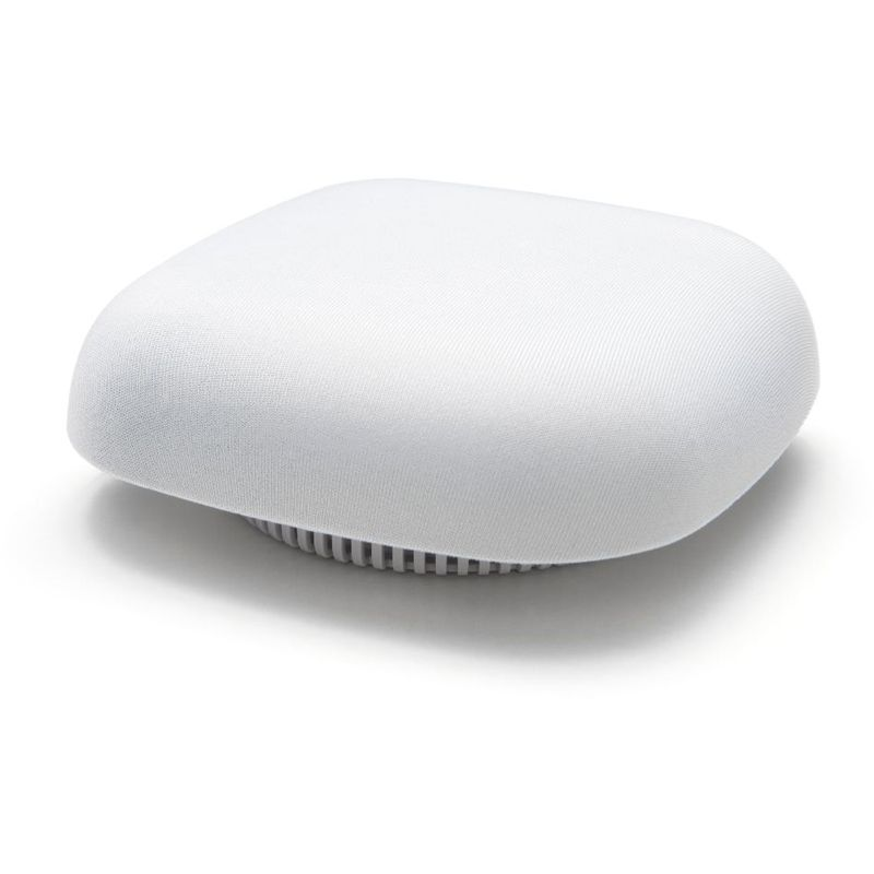 segula rauchmelder design kupu graphit wei 136x136x43mm. Black Bedroom Furniture Sets. Home Design Ideas