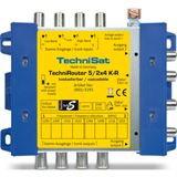 Technisat TechniRouter 5/2x4 K-R