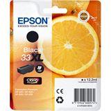 Epson Premium Ink 33XL 12,2ml schwarz