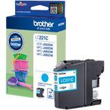 Brother Tinte LC221Y LC221Y gelb
