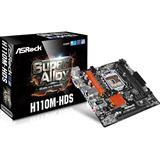 ASRock H110M-HDS Intel H110 So.1151 Dual Channel DDR mATX Retail