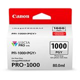 Canon Tinte PFI-1000PGY 0553C001AA grau photo