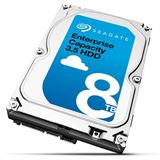 "8000GB Seagate Enterprise Capacity 3.5 HDD 4Kn ST8000NM0065 256MB 3.5"" (8.9cm) SAS 12Gb/s"