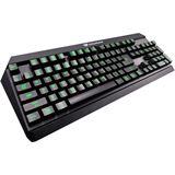 Cougar 450K Gaming Keyboard USB Deutsch schwarz (kabelgebunden)