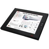 """10"""" (25,40cm) Faytech FT0100TMB Touch schwarz 1024x768 1xHDMI / 1xVGA / S-Video"""