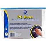 (€0,35*/1L) AF International PC Buds schwer zugängliche Stellen / Slots / Tastatur Reinigungsstäbchen 25 Stück (PCB025)