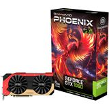 6GB Gainward GeForce GTX 1060 Phoenix Aktiv PCIe 3.0 x16 (Retail)