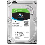 """2000GB Seagate SkyHawk ST2000VX008 64MB 3.5"""" (8.9cm) SATA 6Gb/s"""