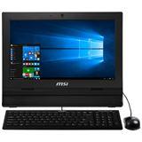 "15.6"" (39,62cm) MSI Wind Top AP1622ET, Intel Celeron 1037U, Intel HD Grafik, SSD"