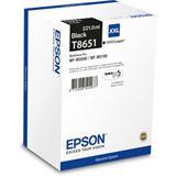 Epson T8651 - Nachfülltinte C13T865140 schwarz