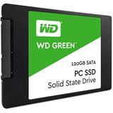"""120GB WD Green 2.5"""" (6.4cm) SATA 6Gb/s TLC Toggle (WDS120G1G0A)"""