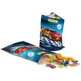 "SUSY CARD Party-Tüte ""Super Racer"", aus Kunststoff"