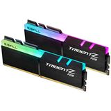 16GB G.Skill Trident Z RGB DDR4-3000 DIMM CL15 Dual Kit