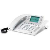 Elmeg IP-S400 VoIP-Systemtelefon eisgrau