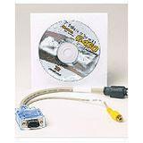 Matrox VGA Kabel für Composite/S-Video (CAB-HD15-TVF)