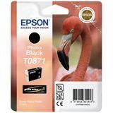 Epson Tinte C13T08714010 schwarz photo