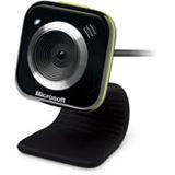 Microsoft Web Kamera LifeCam VX-5000 0.3 MPixel 640x480 Schwarz/Grün USB 2.0