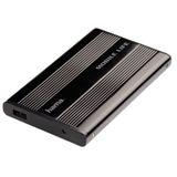 "2.5""(6,35cm) Hama Mobile Life IDE USB 2.0 Schwarz"