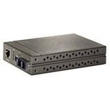 LevelOne Converter 10-100TX/1000SX GVT-4001