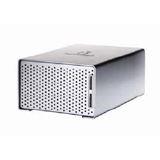 1000GB Iomega UltraMax Plus USB Firewire eSATA Aluminium