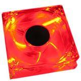 Revoltec Dark Red 120x120x25mm 1200 U/min 23 dB(A) rot