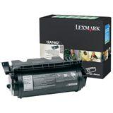 Lexmark Toner 12A7612 Schwarz