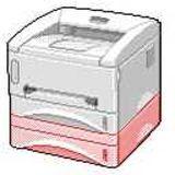 Brother LT-400Z1 Papierkassette