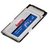 Hama PCMCIA-ExpressCard-Adapter, 32 bit, 30in1