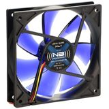 Noiseblocker NB-BlackSilentFan XL1 Rev. 3.0 120x120x25mm 1000 U/min 13 dB(A) schwarz/blau