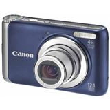 Canon Powershot A3100 IS Digitalkamera Blau