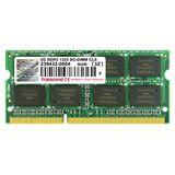2GB Transcend JetRAM DDR3-1333 SO-DIMM CL9 Single