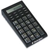 Kensington Wireless Keypad/Calculator and Mouse schwarz