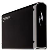"3,5""(8,89cm) Revoltec ext USB 3.0/SATA Alu Book Edition 3 / sw"