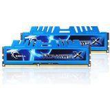 4GB G.Skill RipJawsX DDR3-1600 DIMM CL8 Dual Kit