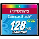 128 MB Transcend Ultra Compact Flash TypI 80x Retail