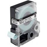 Epson LC-5TBN9 transparent Etikettenkassette (1 Rolle (1.8 cm x 9 m))