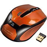 Hama Milano USB orange (kabellos)