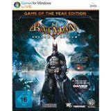 Warner Home Video Ge Batman Arkham Asylum: GotY-Ed. (PC)