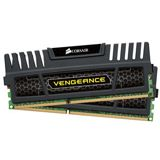 8GB Corsair Vengeance Black DDR3-2400 DIMM CL10 Dual Kit