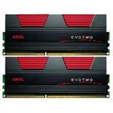 16GB GeIL EVO Two DDR3-1600 DIMM CL9 Dual Kit