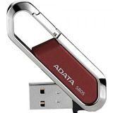 8 GB ADATA DashDrive S805 Karabiner rot USB 2.0
