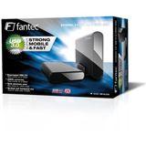 "4000GB Fantec DB-ALU3e 14795 3.5"" (8.9cm) USB 3.0/eSATA schwarz"