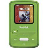 4GB Sandisk Sansa Clip+ Lime retail