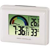 Hama Thermo-/Hygrometer TH400, Weiß