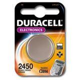 Duracell Electronics CR2450 Lithium 3.0 V 1er Pack