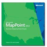 Microsoft MapPoint 2013 32bit (DE)