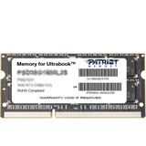 8GB Patriot Memory for Ultrabook DDR3-1600 SO-DIMM CL11 Single