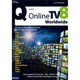 Franzis Online TV Worldwide 32/64 Bit Deutsch Tool Retail (CD)