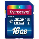 16 GB Transcend Premium UHS-I SDHC Class 10 Retail