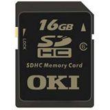 Oki 16GB SDHC Karte für C822/831/841